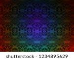 dark multicolor  rainbow vector ...   Shutterstock .eps vector #1234895629