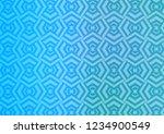 light blue vector pattern with...   Shutterstock .eps vector #1234900549