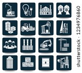 construction and industrial... | Shutterstock .eps vector #1234976860
