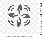 environmental icon. trendy flat ... | Shutterstock .eps vector #1235012473