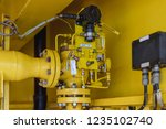 pressure differential... | Shutterstock . vector #1235102740