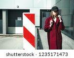 russia  novosibirsk   april 04  ...   Shutterstock . vector #1235171473
