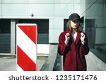 russia  novosibirsk   april 04  ...   Shutterstock . vector #1235171476
