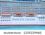 bonaire  caribbean   march 26 ... | Shutterstock . vector #1235229460
