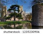 wells. england. 03.17.09. wells ...   Shutterstock . vector #1235230906