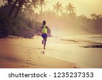fitness healthy lifestyle young ... | Shutterstock . vector #1235237353
