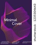modern design template.... | Shutterstock .eps vector #1235304643