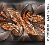 3d rendering of plastic...   Shutterstock . vector #1235427883