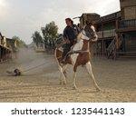tabernas  almeria spain   08 15 ...   Shutterstock . vector #1235441143
