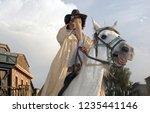 tabernas  almeria spain   08 15 ...   Shutterstock . vector #1235441146
