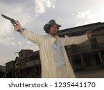 tabernas  almeria spain   08 15 ...   Shutterstock . vector #1235441170