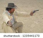 tabernas  almeria spain   08 15 ...   Shutterstock . vector #1235441173