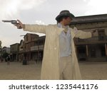 tabernas  almeria spain   08 15 ...   Shutterstock . vector #1235441176