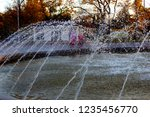 Jets Of Fountain In The City I...