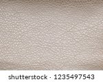 natural leather  background | Shutterstock . vector #1235497543