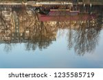 specular reflection in the... | Shutterstock . vector #1235585719