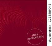 sport background. modern sport...   Shutterstock .eps vector #1235589043