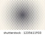hexagon shapes vector abstract... | Shutterstock .eps vector #1235611933