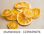 Dried Fruits Orange