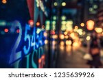 display stock market data | Shutterstock . vector #1235639926