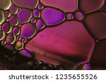 oil and water abstract | Shutterstock . vector #1235655526