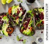 gluten free vegan tacos from...