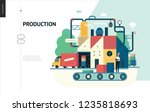 business series  color 1  ... | Shutterstock .eps vector #1235818693