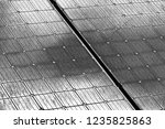 abstract background. monochrome ... | Shutterstock . vector #1235825863