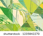 abstract collage asymmetric...   Shutterstock .eps vector #1235842270
