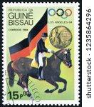 Guinea Bissau   Circa 1984 ...
