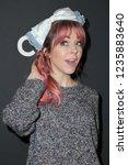 los angeles   nov 18   lindsey... | Shutterstock . vector #1235883640