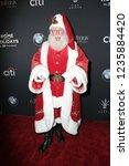 los angeles   nov 18   santa... | Shutterstock . vector #1235884420
