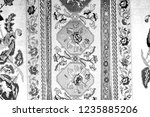 abstract background. monochrome ... | Shutterstock . vector #1235885206