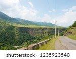 alaverdi  armenia   jun 11 2018 ... | Shutterstock . vector #1235923540