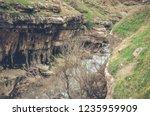 beautiful rivers between... | Shutterstock . vector #1235959909