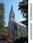 vaduz  liechtenstein   july 13  ... | Shutterstock . vector #1236066613