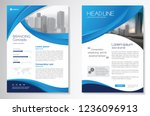 template vector design for... | Shutterstock .eps vector #1236096913