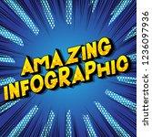 amazing infographic   vector... | Shutterstock .eps vector #1236097936