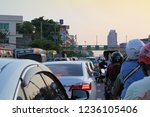 Traffic Jam In Rush Hour ...