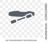 kayak icon. kayak design... | Shutterstock .eps vector #1236110683