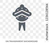 vote badge for political...   Shutterstock .eps vector #1236128566