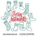 vector illustration of an... | Shutterstock .eps vector #1236133930