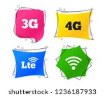 mobile telecommunications icons.... | Shutterstock .eps vector #1236187933