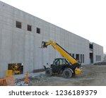 Industrial Cement Building...