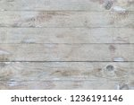 gray wooden planks as a... | Shutterstock . vector #1236191146