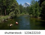 yosemite national park   may 24 ... | Shutterstock . vector #123622210