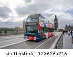 london  uk   circa november ... | Shutterstock . vector #1236265216