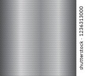 metal texture aluminum... | Shutterstock .eps vector #1236313000