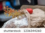 fresh bread and tomatoes for...   Shutterstock . vector #1236344260
