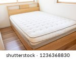 newly built room and bed | Shutterstock . vector #1236368830